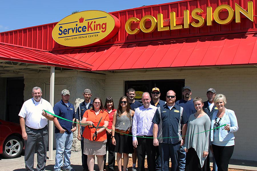 大手自動車修理チェーンのサービスキングが、3Dプリンターによるバンパー修理事業を開始