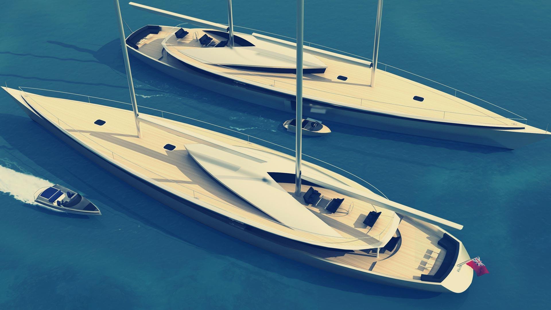 2030年までに3Dプリンターで大型ヨットの製造が可能に
