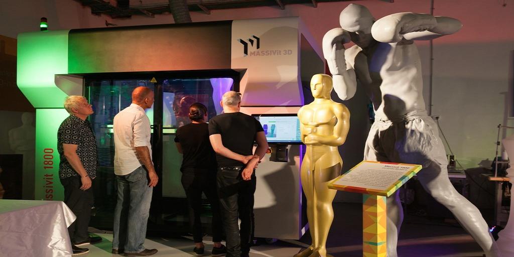 イスラエルの3DプリンターメーカーMassivit 3Dの売上が急増