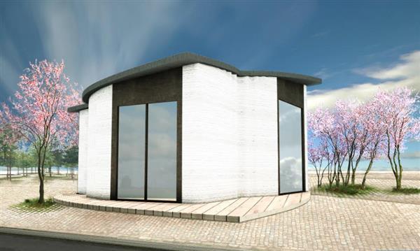 デンマークのコペンハーゲンで3Dプリントオフィス・ホテルを建設へ