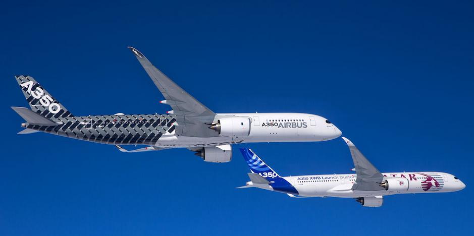 エアバスが3Dプリンターで製造したチタン製部品の使用を開始