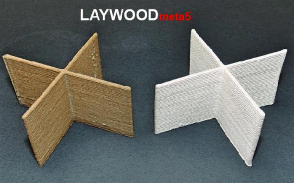 カイ・パーシー氏が新型フィラメント「LAYWOODmeta5」を開発