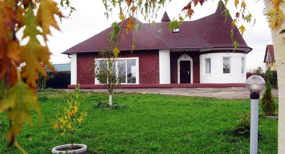 ロシアの会社がモスクワ近郊の街で3Dプリンターで本格的な住宅を建設