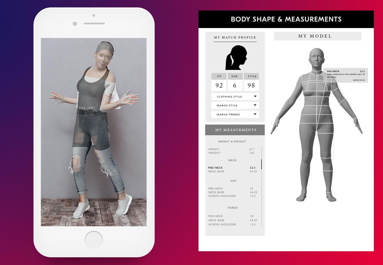 アマゾンがボディー3Dスキャニングベンチャー企業を買収