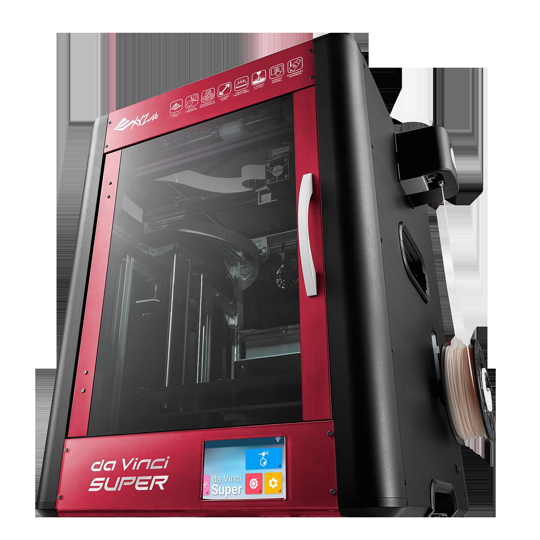 XYZプリンティングが大型デスクトップ3Dプリンターをリリース