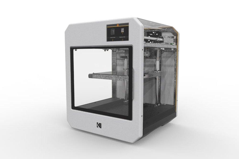 コダックが小型デスクトップ3Dプリンターを来年春にリリースへ