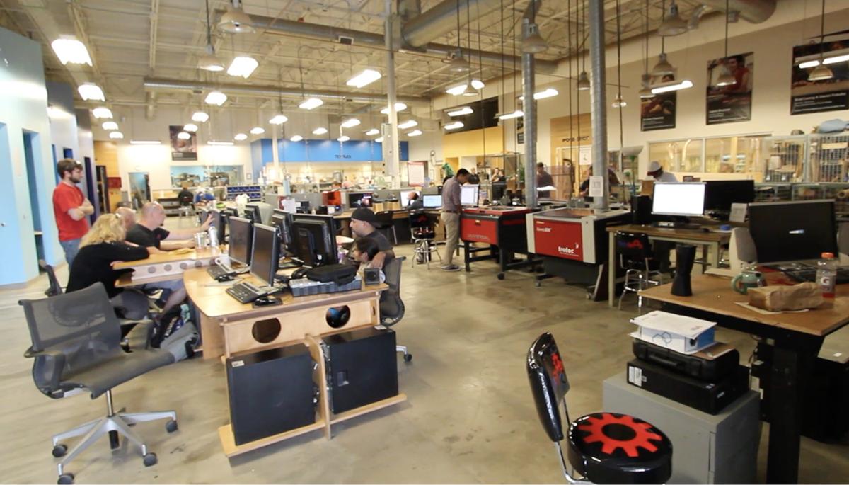 テックショップ・セントルイス店の事業を地元起業家が承継