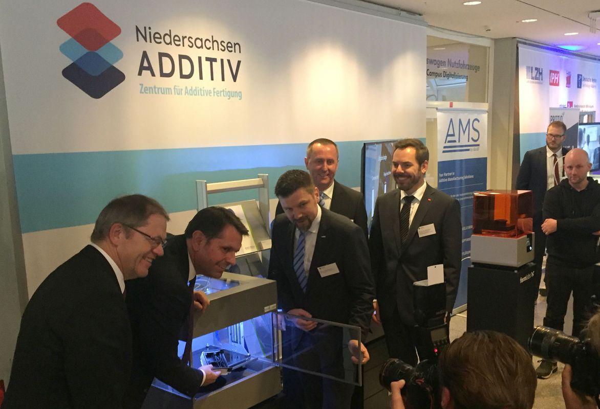 ドイツのニーダーザクセン州にアディティブ・3Dプリンティングセンターがオープン