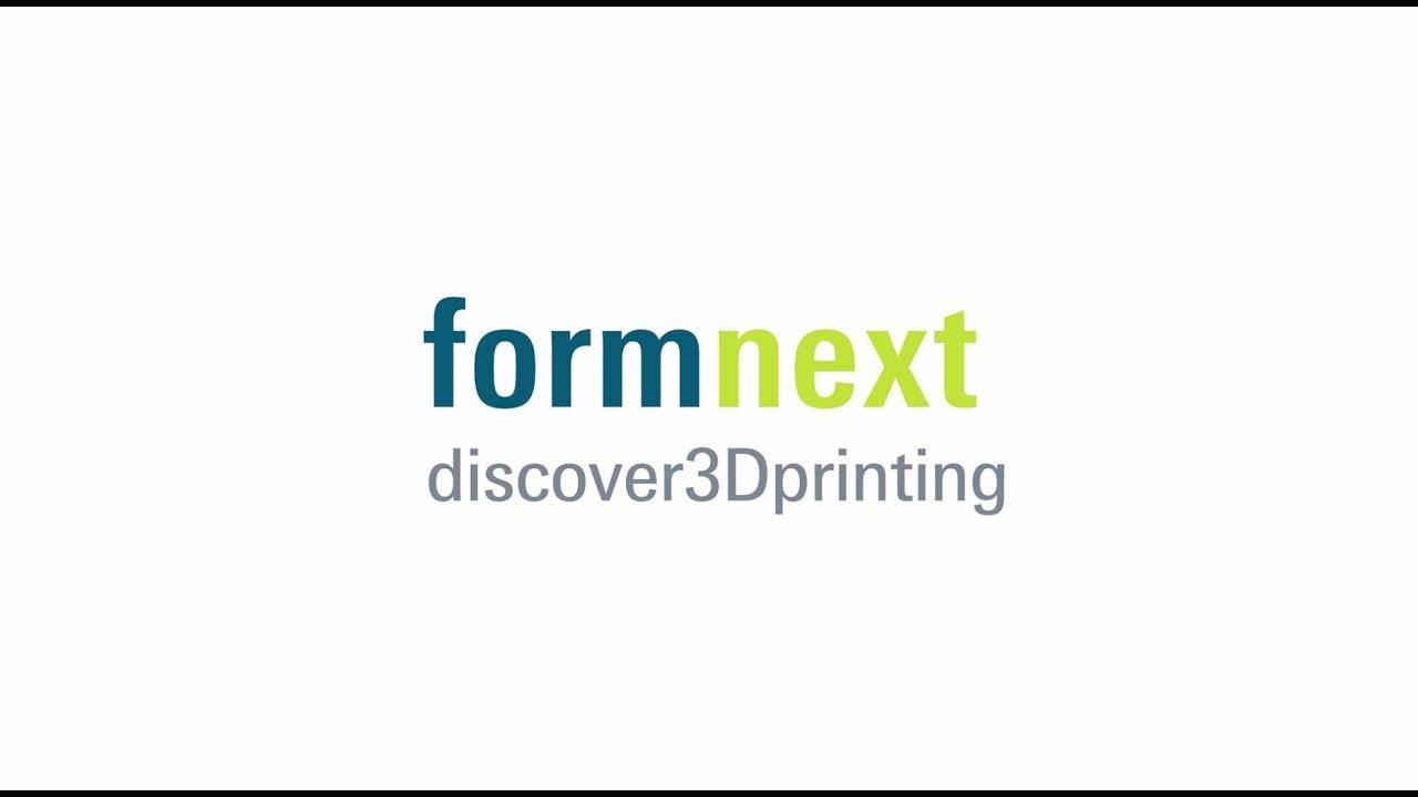 formnext2017がドイツのフランクフルトで開催