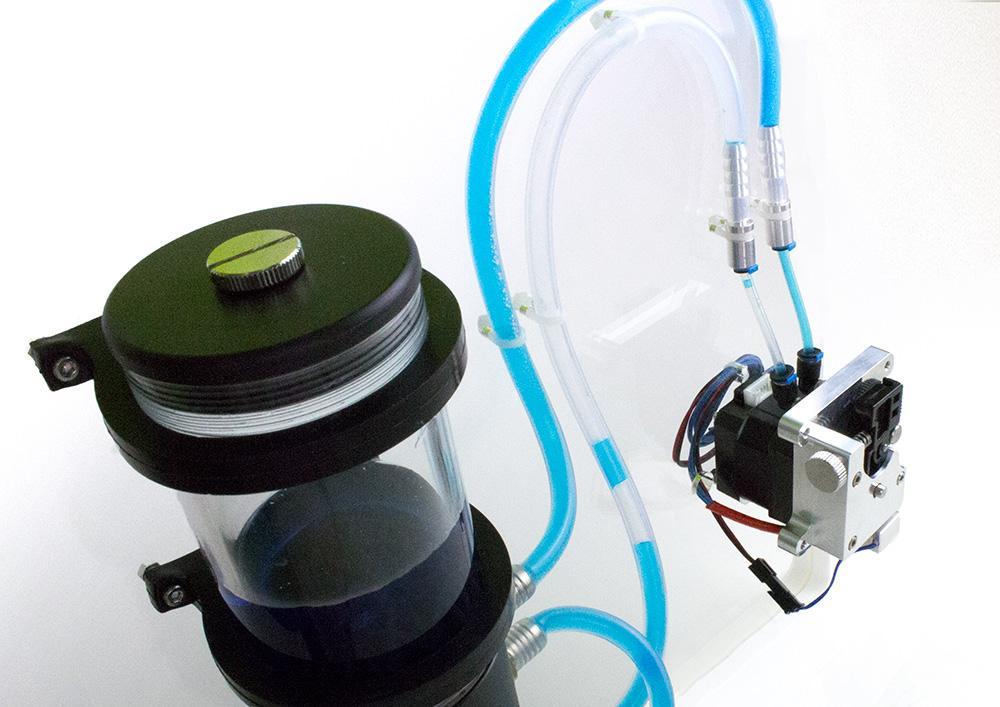 E3Dが高温溶融水冷エクストルーダーをリリース