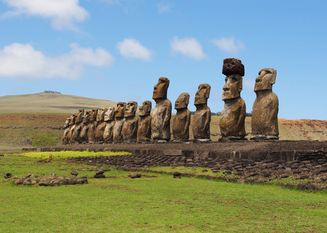 イースター島のモアイ像が3Dモデル化へ
