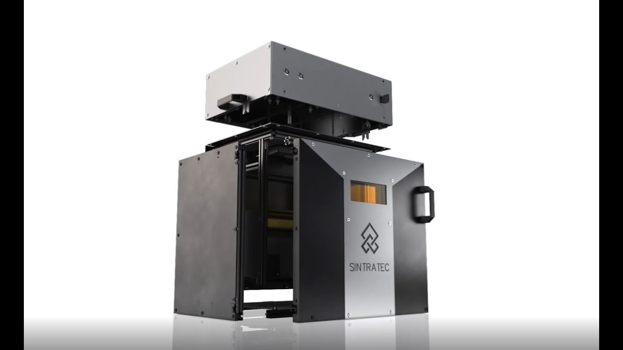 3Dプリンター総研が3Dプリンティング2018でスイスのデスクトップSLS3Dプリンターを展示