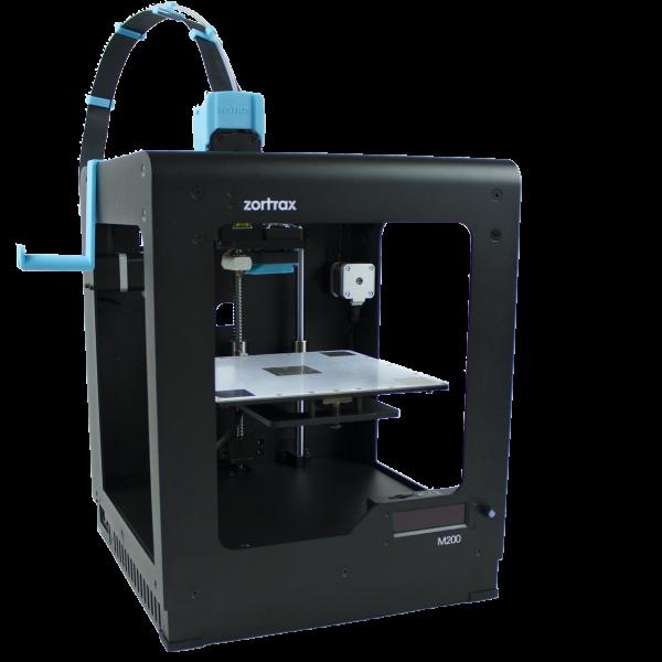 ゾートラックスが新型3Dプリンター「ゾートラックス・M200プラス」をリリース