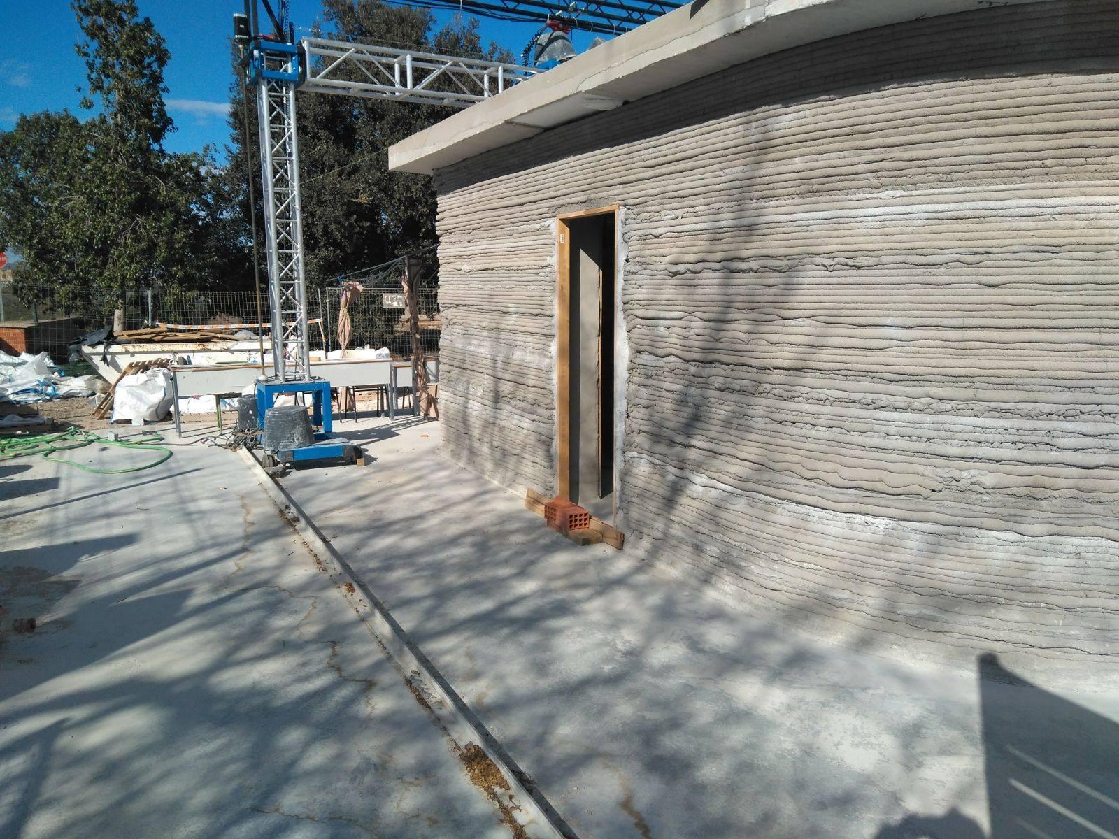 スペインのスタートアップ企業が3Dプリント住宅を12時間で建設