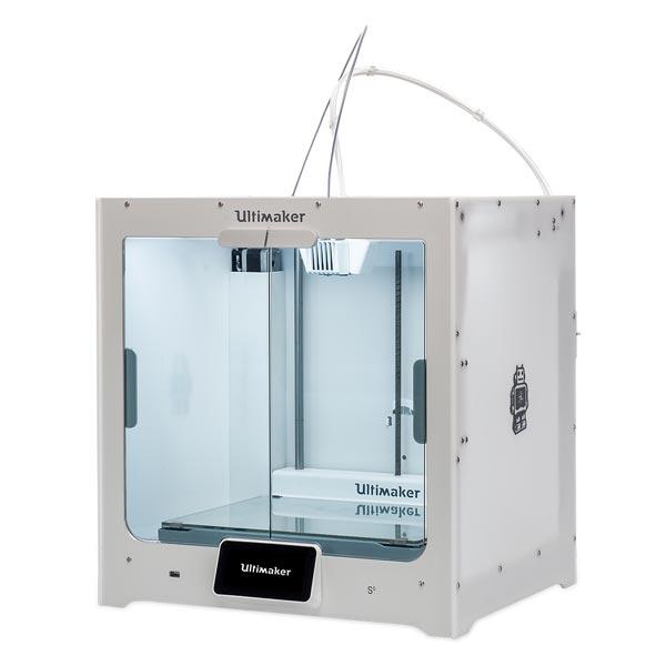 ウルチメーカーが新シリーズ「ウルチメーカー S5」3Dプリンターをリリース