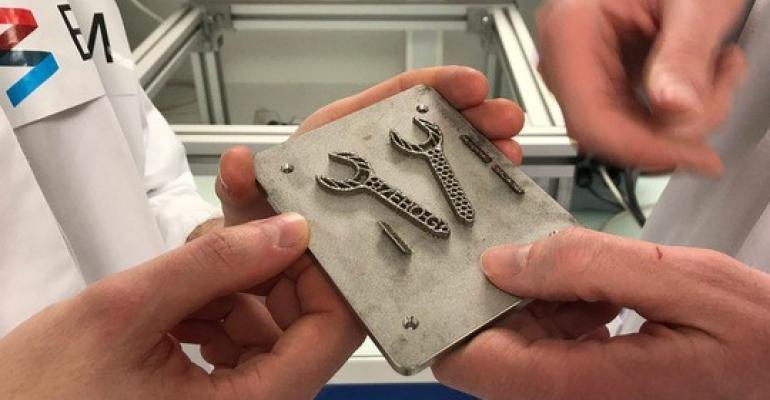 ドイツの研究機関が無重力下でのメタル3Dプリンティングに成功