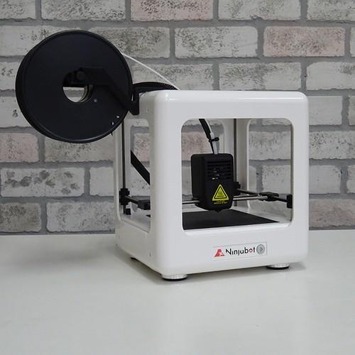 ニンジャボット、入門用小型3Dプリンター「ニンジャボット・コペン」の販売を開始