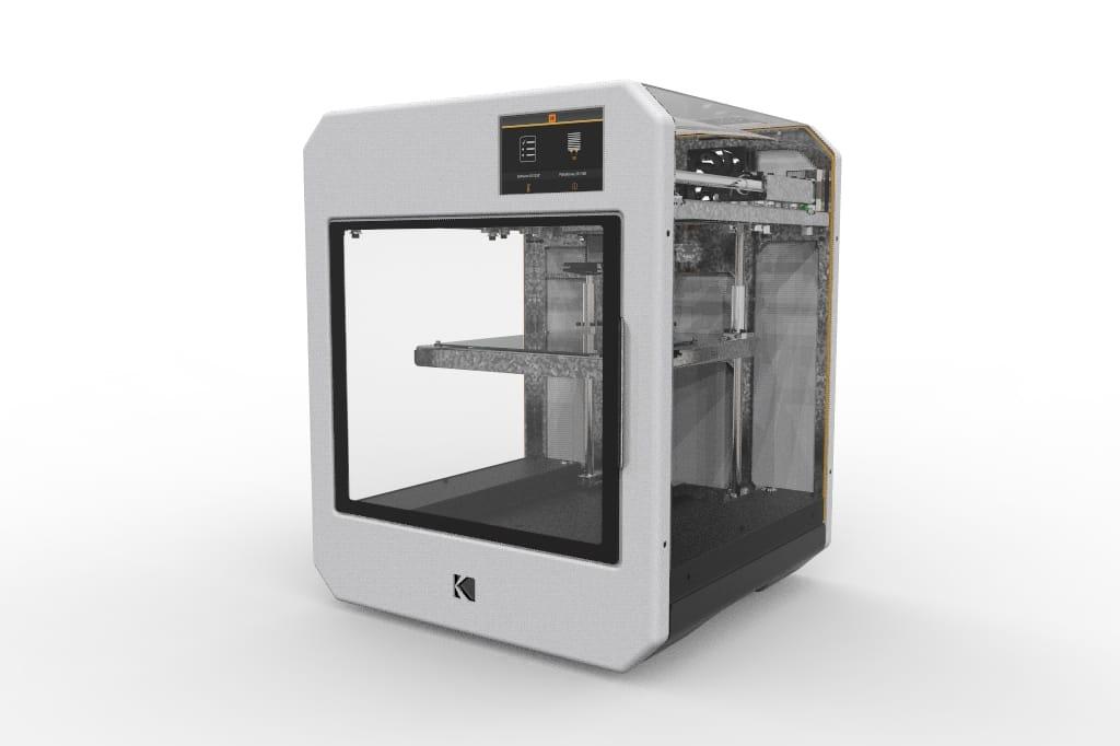 3DプリンターOSがコダックの3Dプリンターをサポートへ