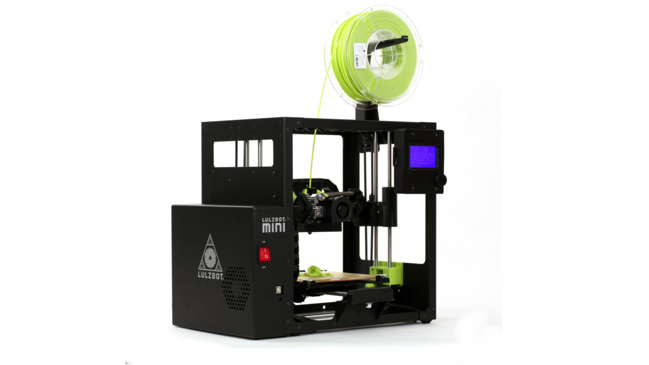 アレフ・オブジェクツが新型3Dプリンター「LulzBot Mini 2」をリリース