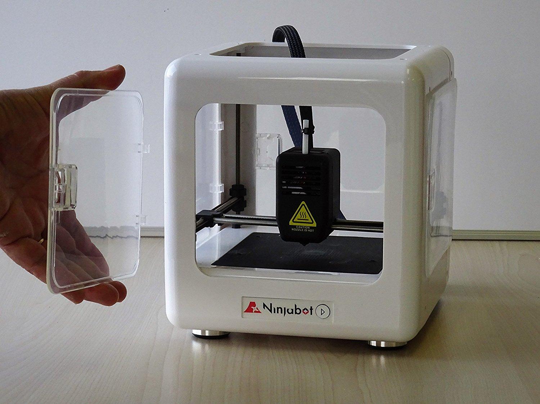 ニンジャボット、小型デスクトップ3Dプリンター「ニンジャボット・コペン」の出荷を開始