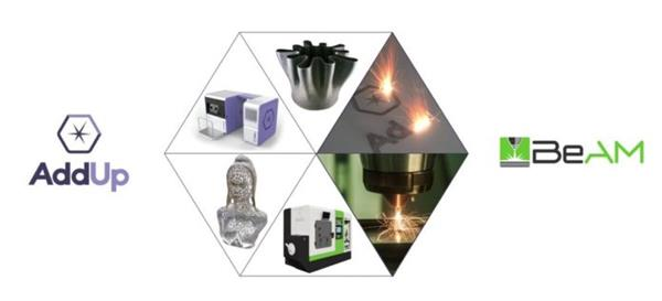 ミシュランの子会社がハイエンドメタル3Dプリンティング企業のBeAMを買収