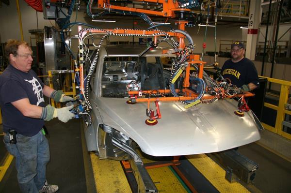 GMが3Dプリンターを使って30万ドルのコスト削減に成功