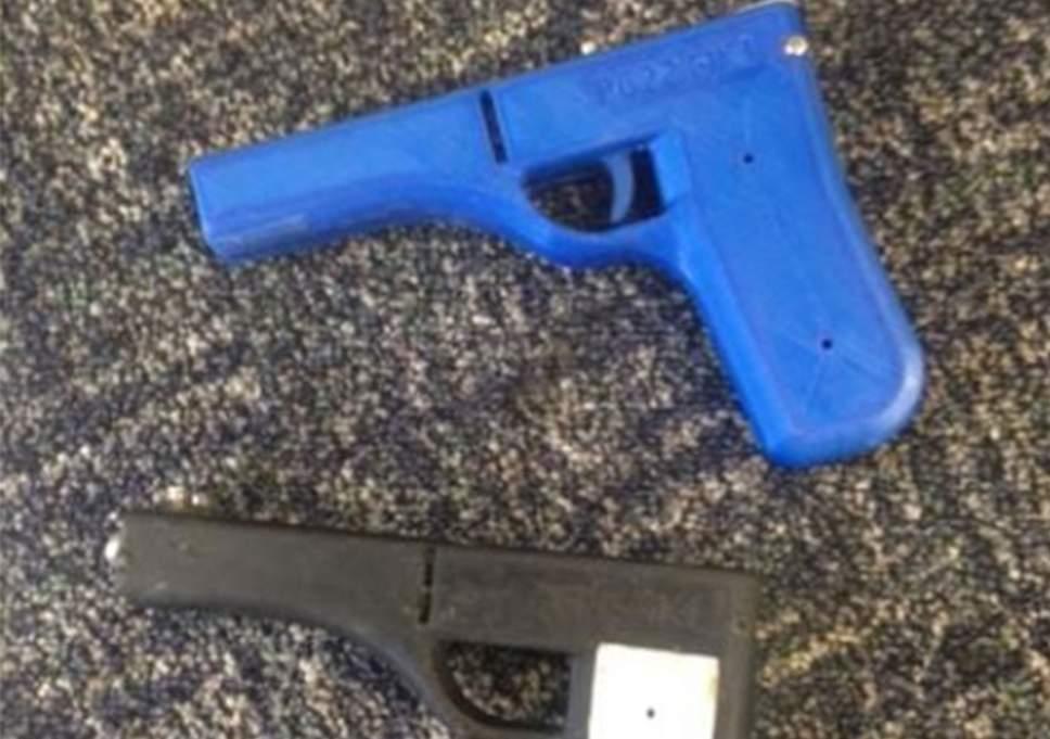 オーストラリアで3Dプリント銃の製造者が逮捕