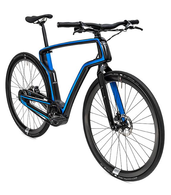 AREVOが3Dプリント自転車の販売を開始
