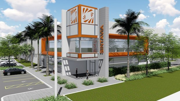 シンタビアがフロリダのハリウッドに大型3Dプリンティングファクトリーを開設