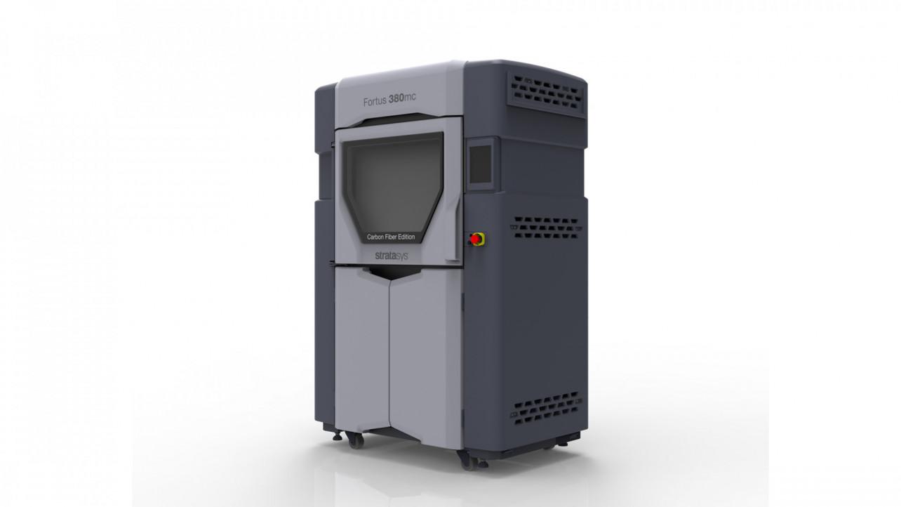 ストラタシスが価格7万ドルのカーボンファイバー3Dプリンターをリリース