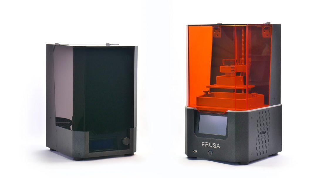 ジョセフ・プルーサ氏がSLA3Dプリンター「プルーサ・SL1」をリリース