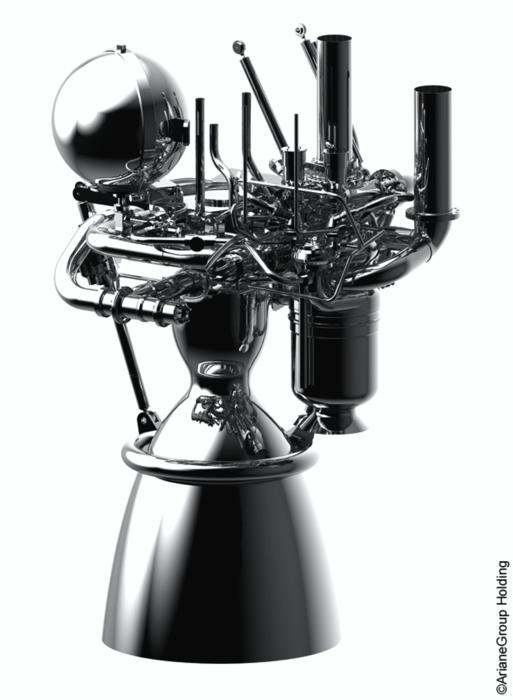 GKNエアロスペースがロケットエンジン用タービンを3Dプリンターで製造