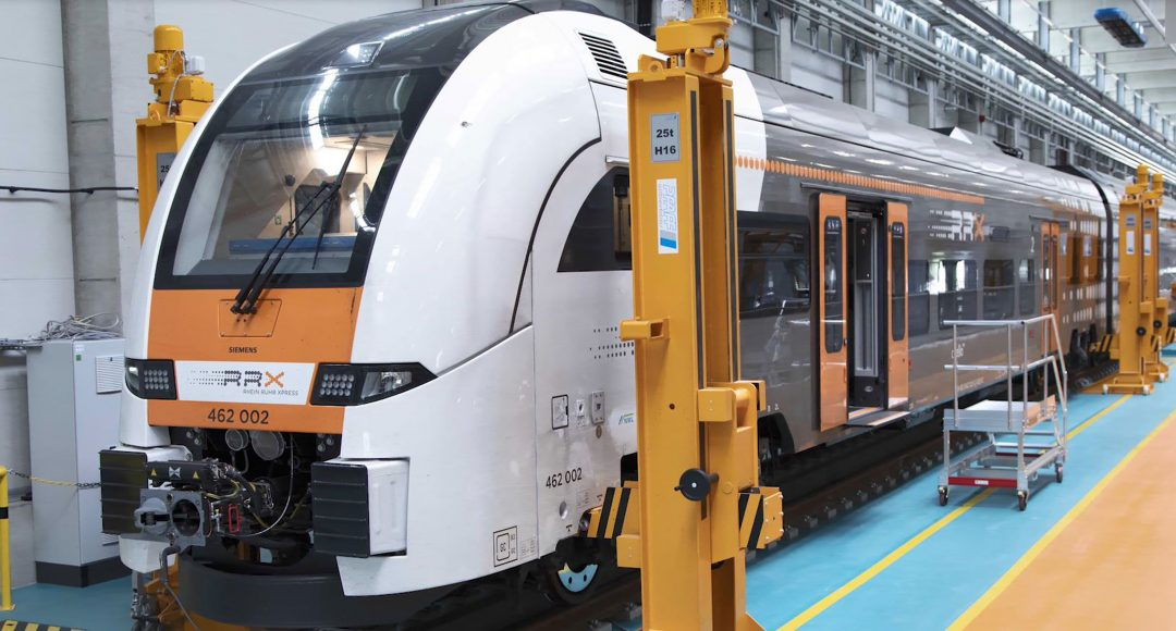 シーメンスの系列企業が3Dプリンターで鉄道車両用交換部品を製造