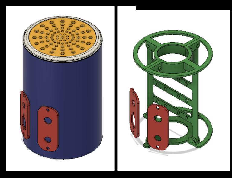 イギリスのユーチューバーが3Dプリンターで空き缶ポータブルスピーカーを製造