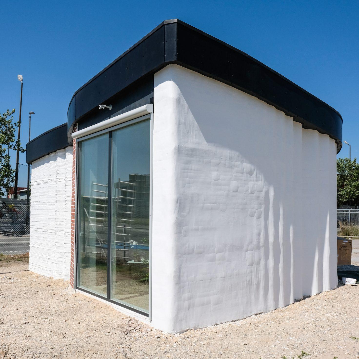 デンマークの3Dプリント建設会社がヨーロッパ初の建設許可付き3Dプリント住宅を建設