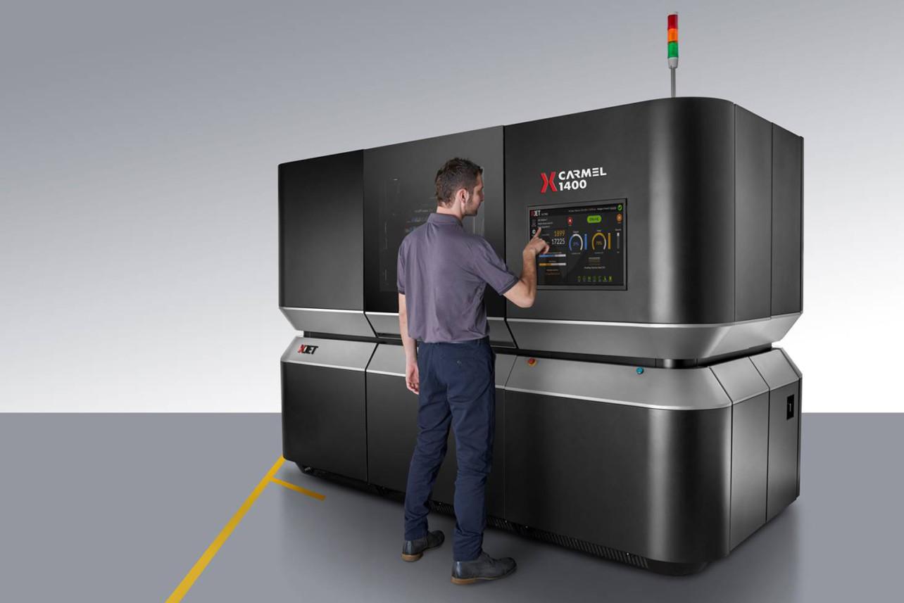 イスラエルの3Dプリンターメーカーが世界最大のアディティブ・マニュファクチャリング・センターをオープン