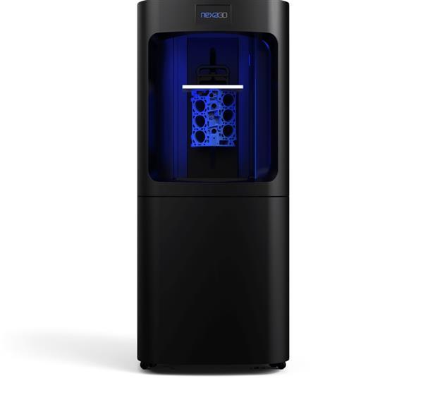 Nexa3DがformnextでNXE400SLA3Dプリンターを展示