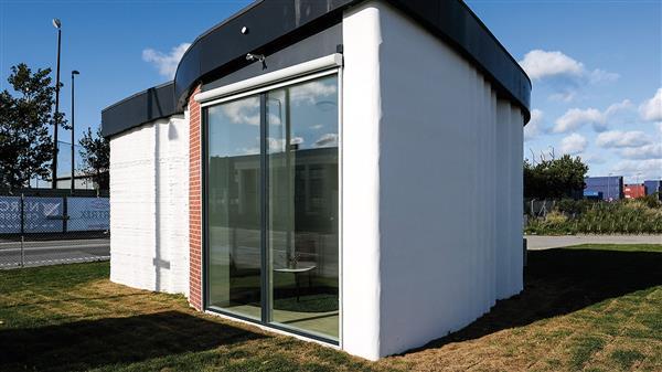 ドイツのペリー・グループがデンマークの3Dプリント建設企業に出資