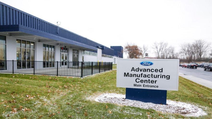 フォードがアドバンスド・マニュファクチャリングセンターを開設
