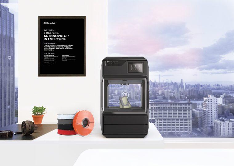 メーカーボットが新型3Dプリンター「メソッド3Dプリンター」をリリース