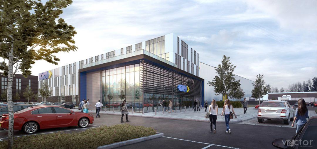 GKNエアロスペースが新マニュファクチャリングセンターをオープン