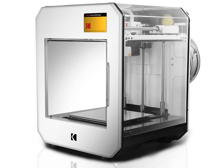 コダックがラズベリーPiベースの3Dプリンターをリリース