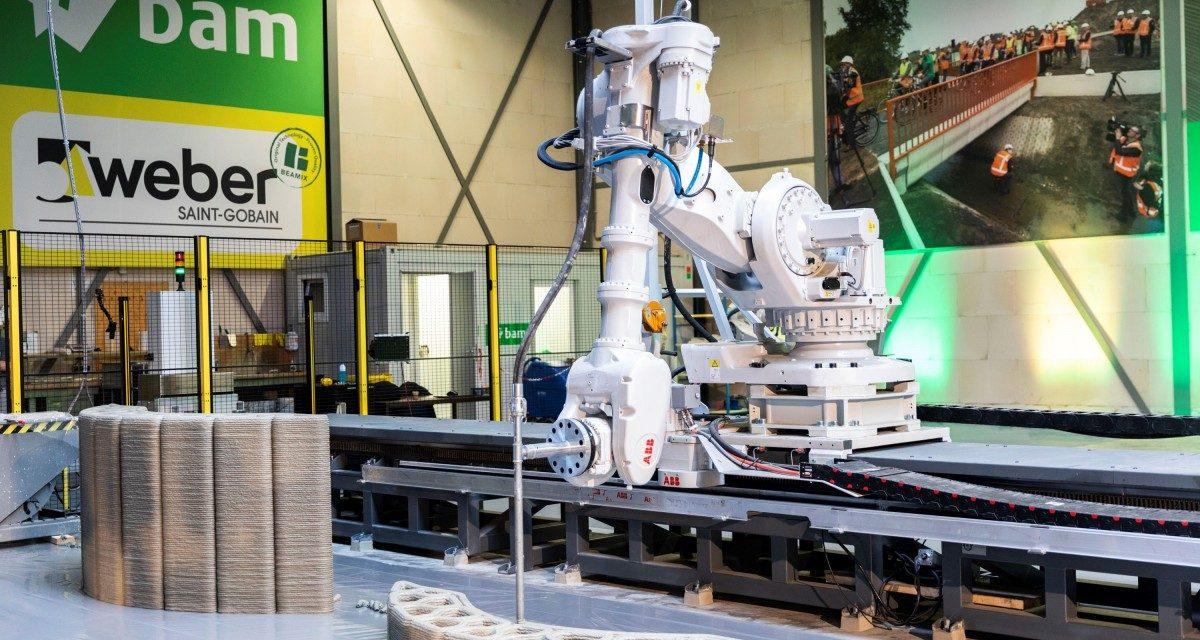 オランダに世界初の「3Dプリント住宅工場」が開設