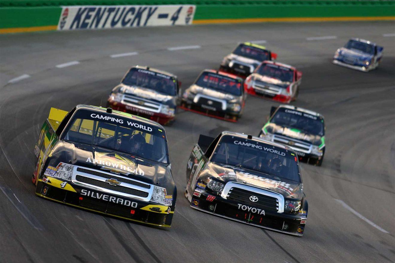 NASCARのレースドライバーが3Dプリンティングビジネスを立上げ