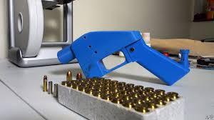 フランスの3Dプリンターメーカーがアンチ3Dプリント銃キャンペーンを開始