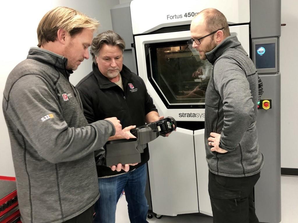 ストラタシスがアンドレッティ・オートスポーツとパートナーシップ契約を締結