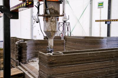 COBODインターナショナルの建設3DプリンターがUAEで採用へ