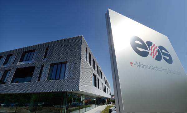 EOSがストラタシスのスピンオフ企業のヴァルカン・ラブズを買収