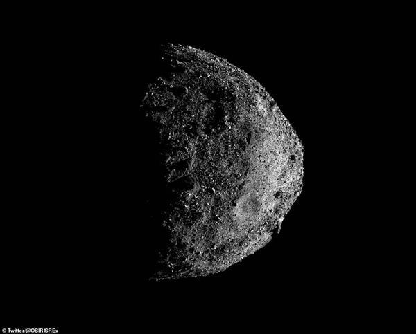 NASAが小惑星ベンヌの3Dプリント用3Dモデルを公開
