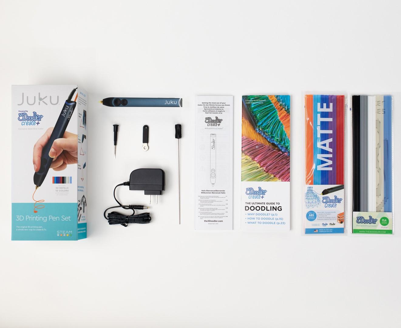 オフィス・デポが3Doodlerと共同で子供向け3Dプリンティング教育キットを販売